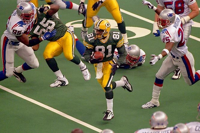Desmon Howard Super Bowl 1996
