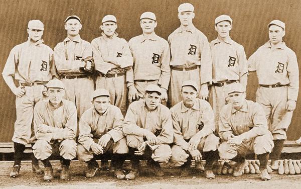 Detroit Tigers Team 1894