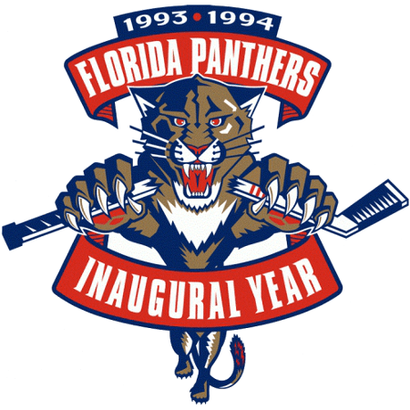 Florida Panthers Inaugural Year