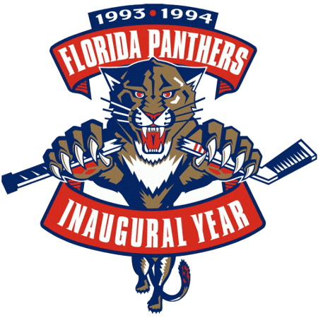 Florida Panthers Inaugural Year