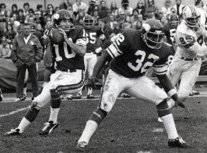 Fran Tarkenton - Minnesota Vikings 1961