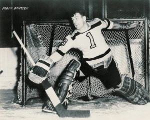 Frank_Brimsek_Boston Bruins 1941