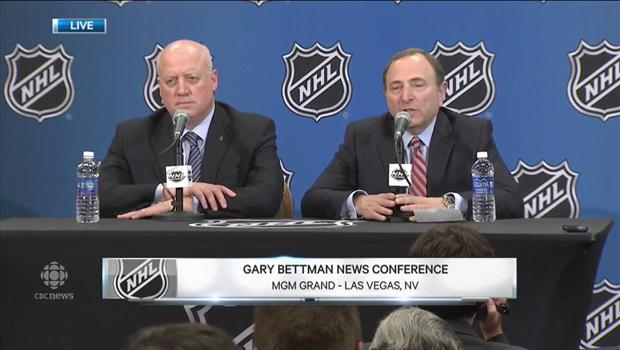 Gary on NHL expansion