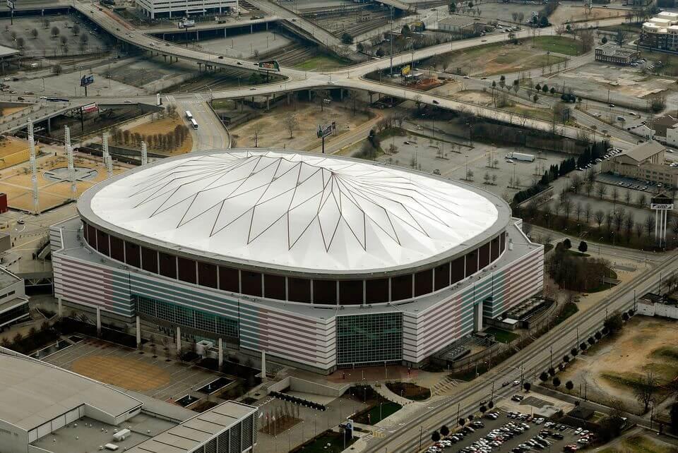 Georgia Dome - Atlanta