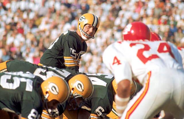 Green Bay Super Bowl I - 1966