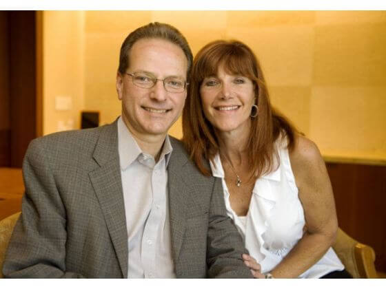 Henry Samueli and Wife Susan