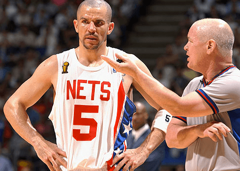 Jason Kidd - New Jersey Nets 1978