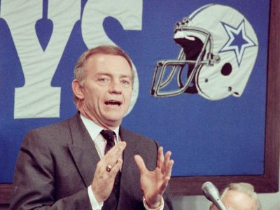 Jerry Jones - Dallas Cowboys 1989