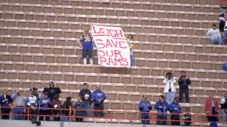 LA Rams Move to St. Louis