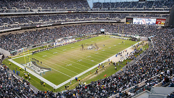 Lincoln Financial Field | Spor...