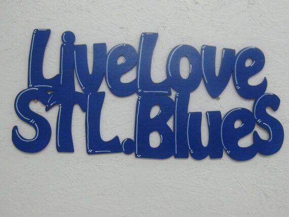 Live Love Stl Blues