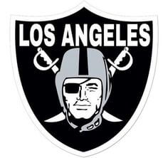 Los Angeles Raiders 1982
