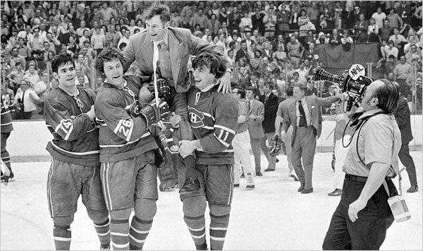 MacNeil 1971 Stanley Cup