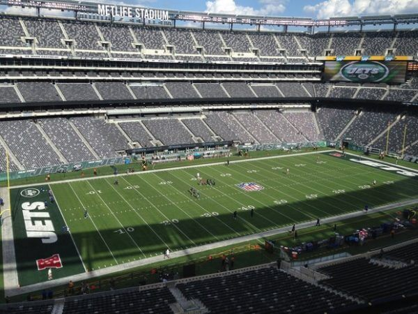 MetLife Stadium 2010