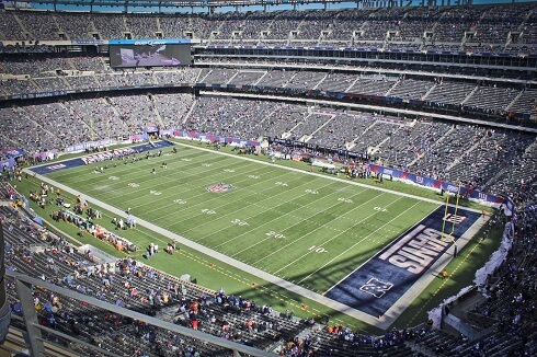 MetLife Stadium Giants