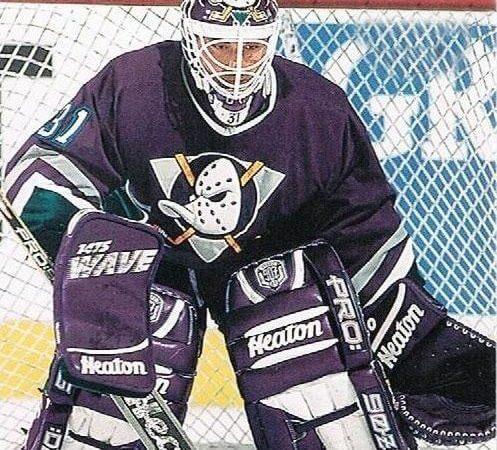 Mighty Ducks L'wren Scott