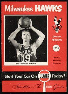 Milwaukee Hawks 1951