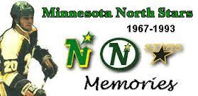 Minnesota North Stars Memories