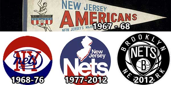 New Jersey Americans 1967 - 1968