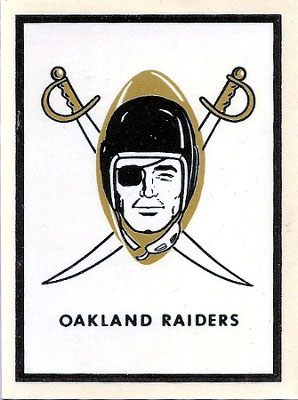 Oakland Raiders 1960