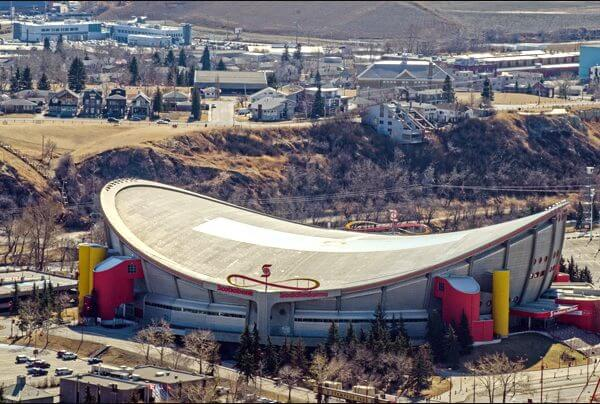 Olympic Saddledome - Calgary