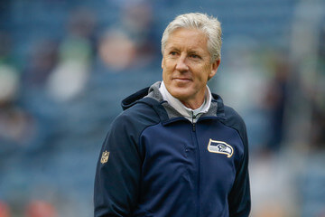 Pete Carroll Seattle Seahawks