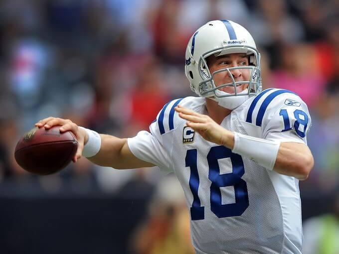 Peyton Manning - Colts