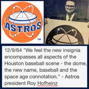 ReNamed the Astros