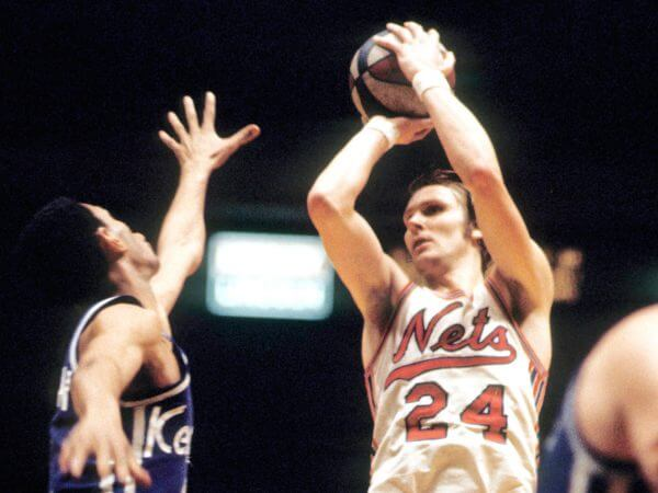 Rick Barry - New York Nets 1970