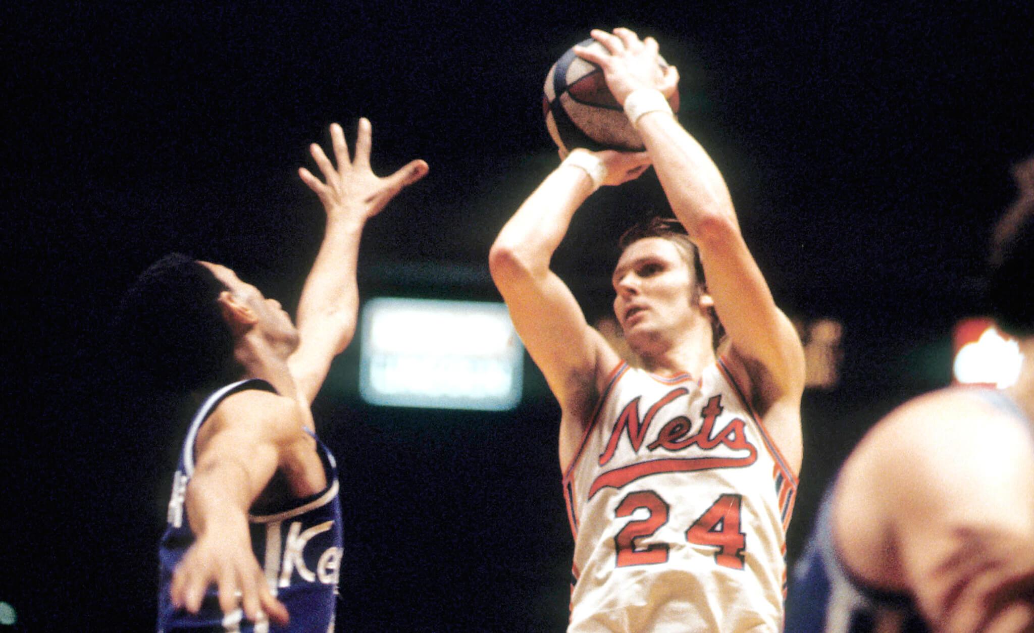 Rick Barry - New York Nets 1970