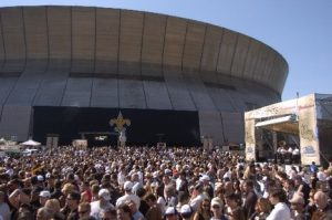 Saints Relocation?... and Katrina