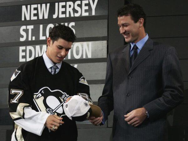 Sindey Crosby draft
