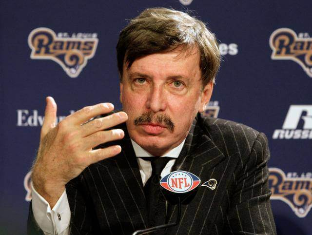 Stan Kroenke - St. Louis Rams