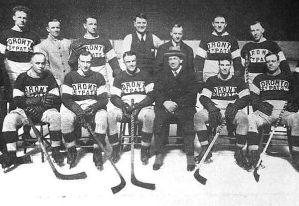 Stanley Cup - 1922 Toronto St Patricks