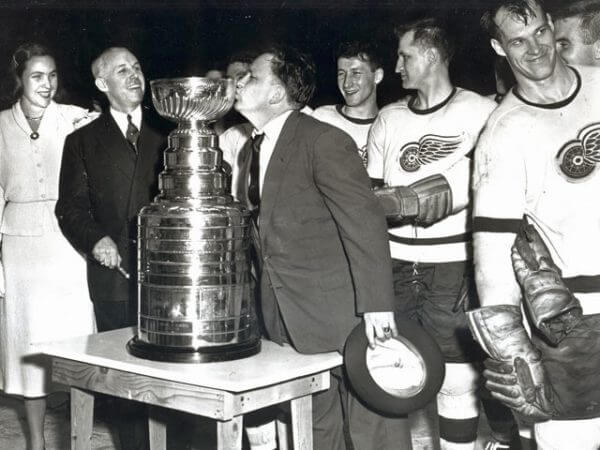 Stanley Cup 1936 Detroit Red Wings