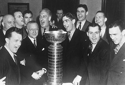 Stanley Cup - 1940 New York Rangers