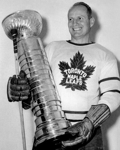 Stanley Cup - 1942 Toronto Maple Leafs