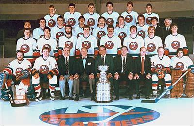 Stanley Cup - 1980 New York Islanders