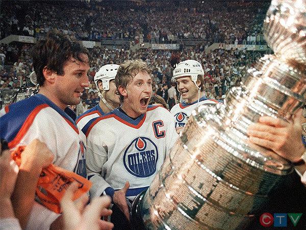 Stanley Cup - 1985 Edmonton Oilers