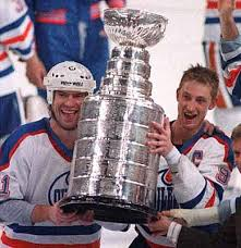 Stanley Cup - 1988 Oilers Messier