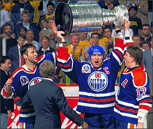 Stanley Cup - 1990 Messier Oilers