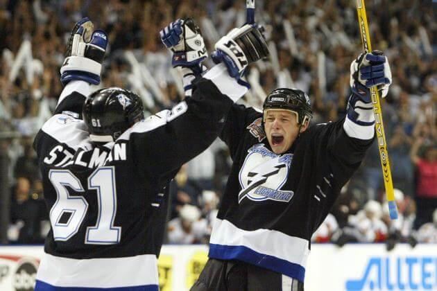Stanley Cup - 2004 TB Lightning