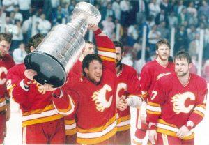 Stanley Cup - Calgary Flames 1989