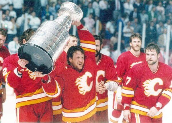 Stanley Cup - Calgary Flames 1989