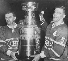 Stanley Cup Montreal Canadiens 1953
