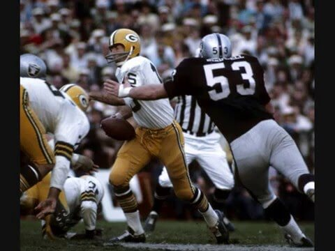 Super Bowl II Green Bay 1967