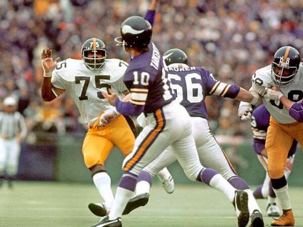 Super Bowl IX Pittsburgh Steelers