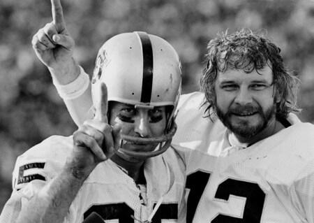 Super Bowl - Oakland Raiders 1976