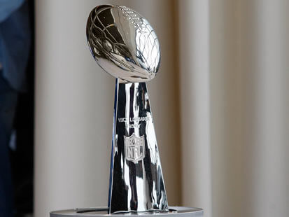 Super Bowl Trophy 1967