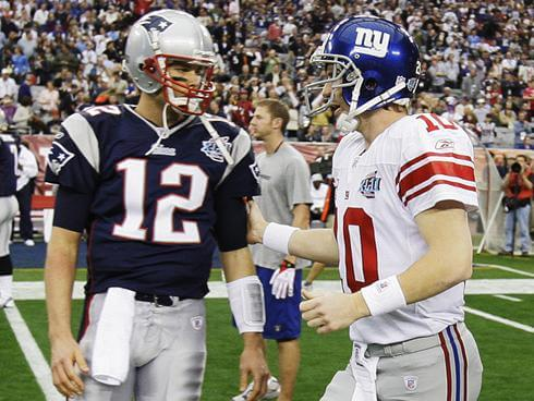 Super Bowl XLII - 2007 New York Giants